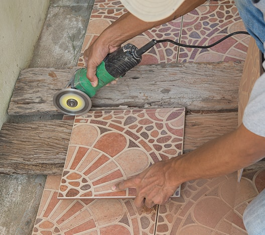 TILE AND STONE WORK CONTRACTORS